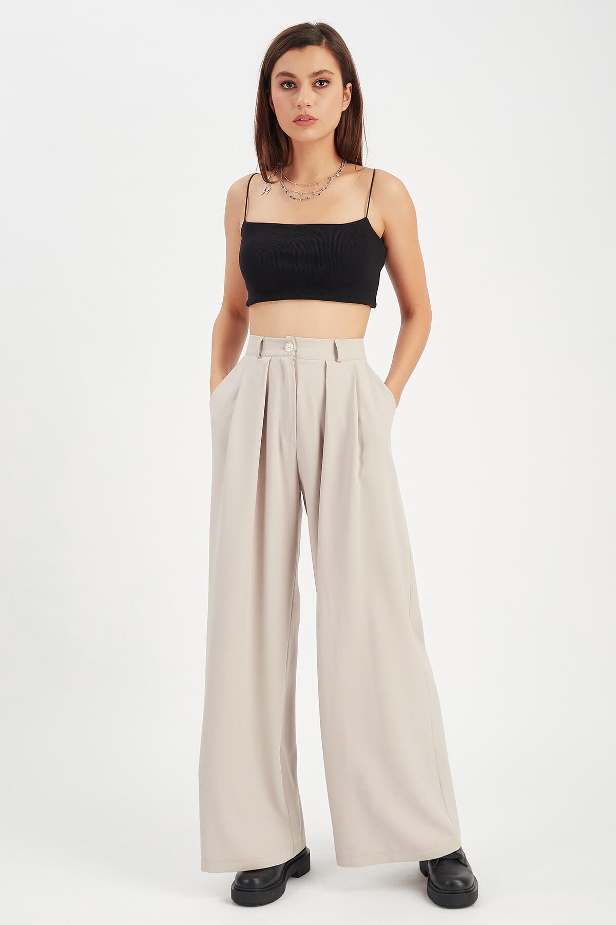 Taş Kadın Pantolon | Mk21W660129