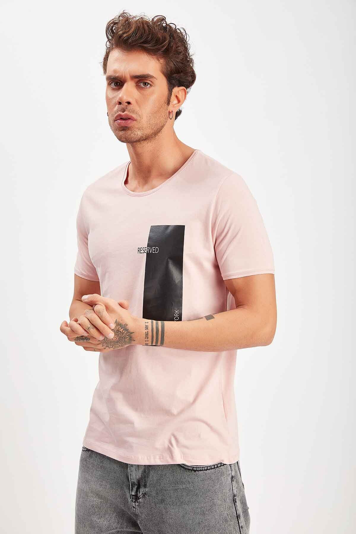 Pudra Basic T-Shirt | ME20S214549